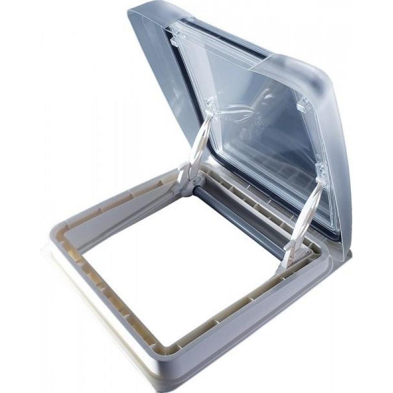 Dachhaube Vision Star M pro - 40 x 40 cm - Rahmen weiß, 92,80 &