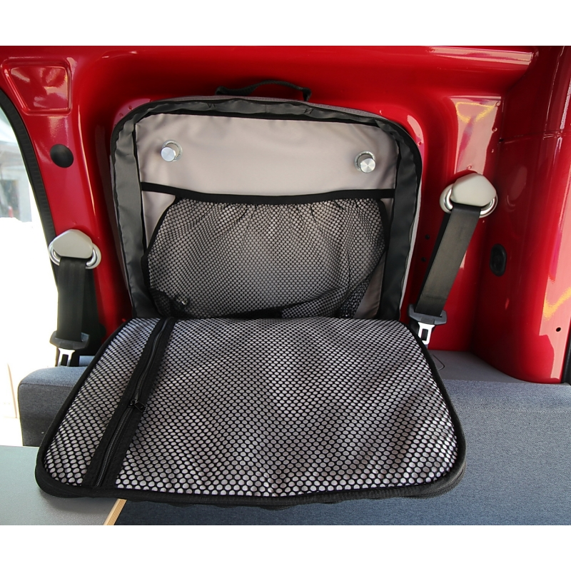 fenstertasche vw caddy kr links reisetasche 134 80. Black Bedroom Furniture Sets. Home Design Ideas