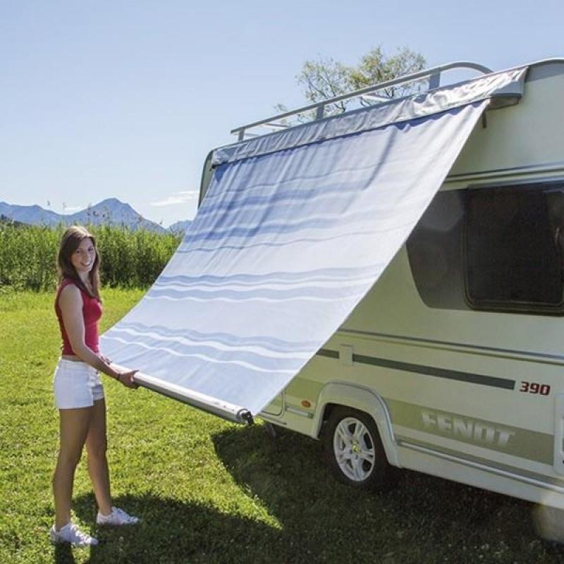 Fiamma markise caravanstore 360 geh use grau tuch Fiamma markise kurbel
