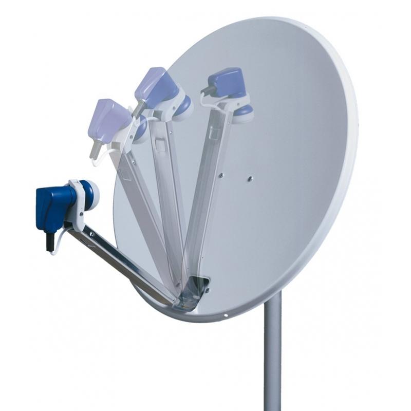 maxview sat antenne 65 cm mit klappbarem lnb arm 64 00. Black Bedroom Furniture Sets. Home Design Ideas