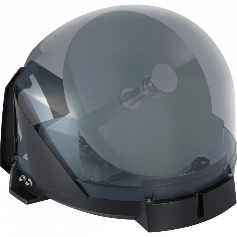 maxview vuqube auto ii portable vollautomatische sat antenne 849 8. Black Bedroom Furniture Sets. Home Design Ideas