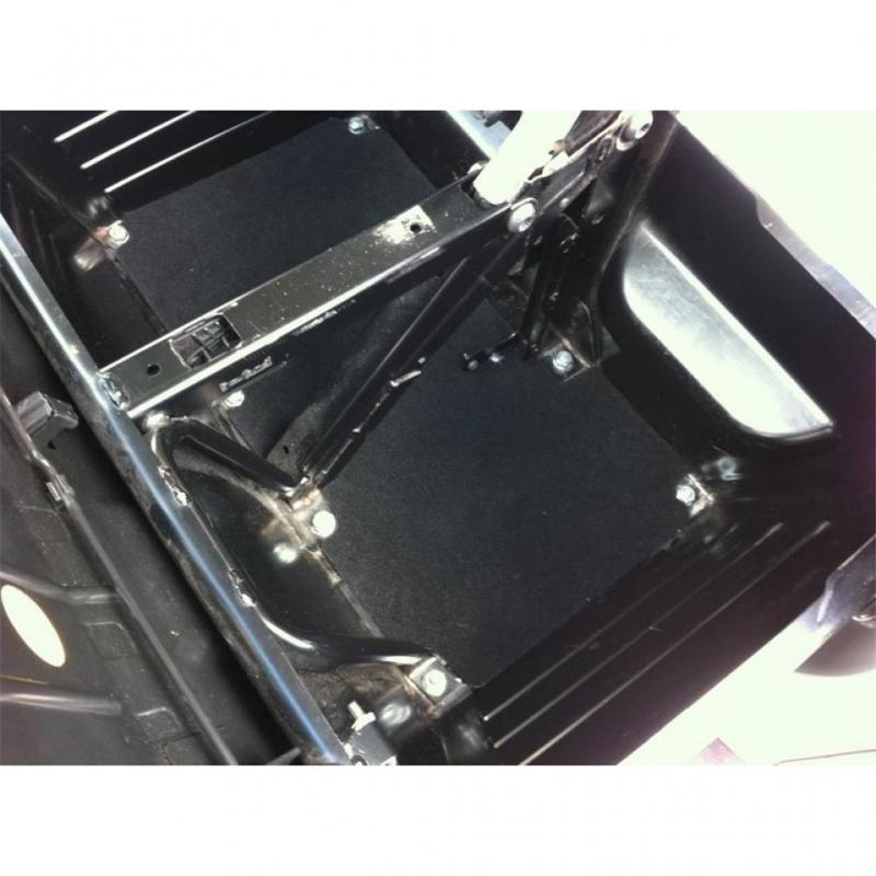 Teppich für VW T5 Doppelkonsolen Box, 29,80