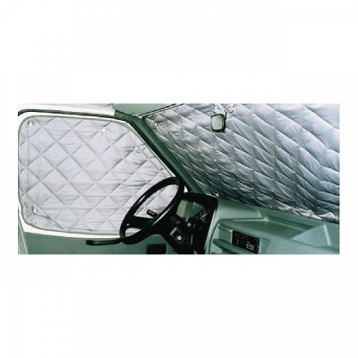 Brunner Thermomatte - Cli-Mats NT - Ford Transit ab 2006 bis 2013 - innen