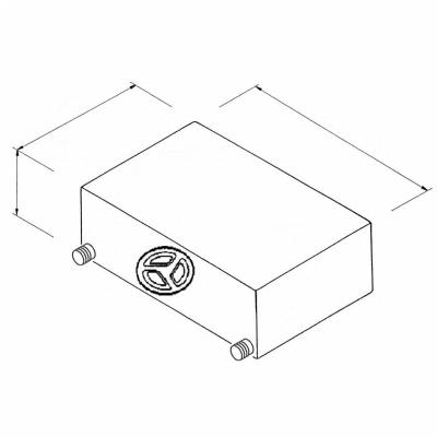 wassertank universaltank 100l schwarz 200 x 890 x. Black Bedroom Furniture Sets. Home Design Ideas