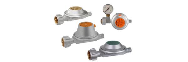 Gasdruckregler · Druckminderer