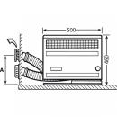 Truma Wandkaminset für Trumatic S 2200 -...