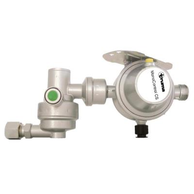 Truma MonoControl CS Gasdruckregler - horizontal - 30mBar - RVS10 - 52420-01