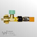 Truma Hochdruckschlauch mit Schlauchbruchsicherung SBS - G.12 - 450 mm - 50415-01