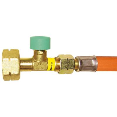 Truma Hochdruckschlauch mit Schlauchbruchsicherung SBS - G.8 - 450 mm - 50410-06