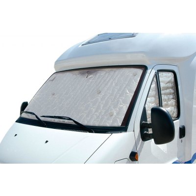 Brunner Thermomatte - Cli-Mats NT - Renault Master 2002 bis 2005 - innen