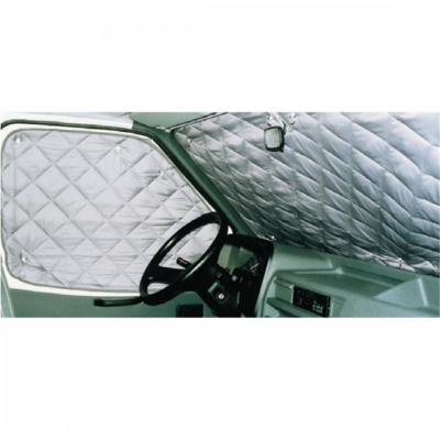 Brunner Thermomatte - Cli-Mats NT - Iveco Daily ab 2006 - innen