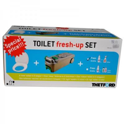 Thetford Fresh-up-Set für die C400 Toilette