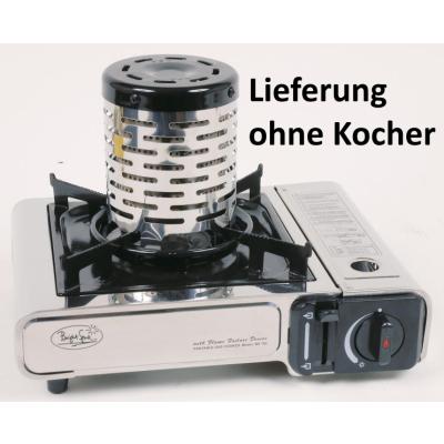 Heizaufsatz für Kartuschenkocher - Bright Spark - DEVIL SD