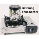 Heizaufsatz für Kartuschenkocher - Bright Spark -...