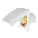 Truma Gas-Außensteckdose weiß - 23290-01