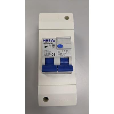 FI Sicherungsautomat 2-Pol mit Personenschutz - FI-Schutzschalter
