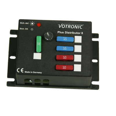Votronic Plus-Distributor 8 Plusverteiler