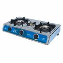 Cago Turbo Gaskocher JV-04s 3-flammig 30 - 50 mbar