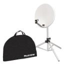 Maxview Portable-Sat-Kit 65 cm mit Receiver 12/230 V und...