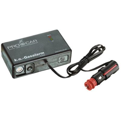 ProCar K.O. - Gasalarm - 12-24 Volt mobil einsetzbar