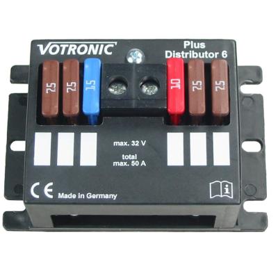Votronic Plus-Distributor 6 Plusverteiler - mit Deck