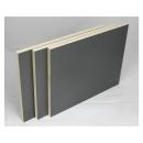 3er Set 120x120cm Möbelbauplatten Anthrazit...