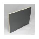 120x162cm Möbelbauplatten Schichtstoff Anthrazit...
