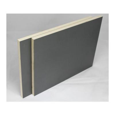 2er Set 120x162cm Möbelbauplatten Anthrazit Pappelsperrholz