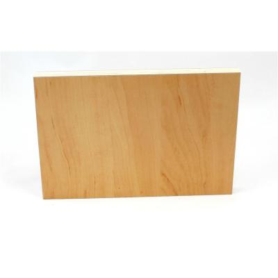 120x120cm Möbelbauplatte Schichtstoff Apfel Pappelsperrholz