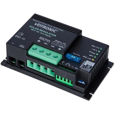 Votronic Solar-Regler MPP 165 Duo Digital 12V