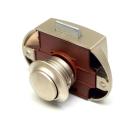 Premium Push Lock Schlösser - 3er Set - silber...