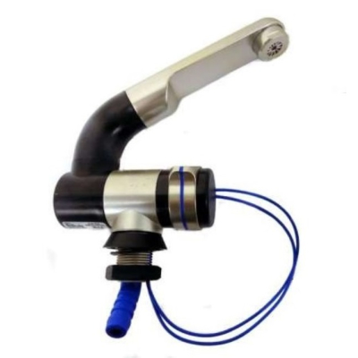 Wasserhahn Compact - 10mm - Automatik - chrom
