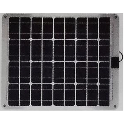 Solarmodul 45Wp - semi-flexibel - Flexibles Solar Panel