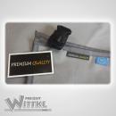 Premium Deichselhaube GRAU - Deichselabdeckung Kupplungsabdeckung Nylon