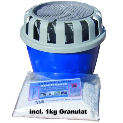 CAGO Luftentfeuchter CA 70 inkl. 1 kg Granulat
