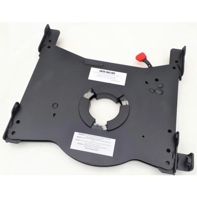 Drehkonsole Fahrerseite MB Sprinter / VW Crafter ab 2006 mit Schwingsitz - CBTO15G2SPE - kein TÜV