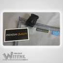 Premium Deichselhaube BLAU Deichselabdeckung Kupplungsabdeckung Nylon