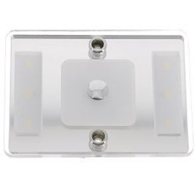 Almond Led Dimmer 12 V on / off - dimmable Touch