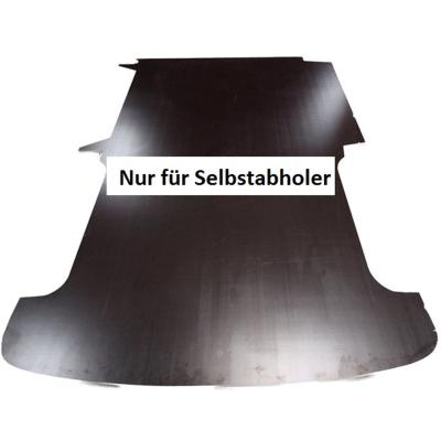 Bodenplatte für VW T5/T6 - 12mm - kurzer Radstand - Einteilig - inklusive Isolierung 10 mm