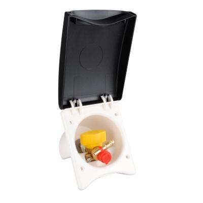 Truma Gas-Außensteckdose schwarz - 23290-03