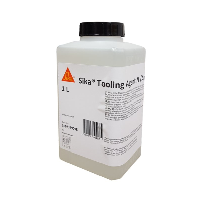 Sika Tooling Agent Abglättmittel N 1L - glättet frische Sikaflex-Oberflächen