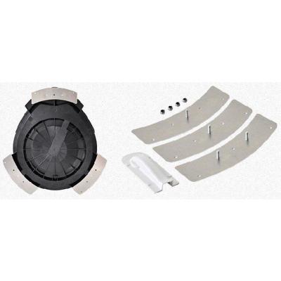 Maxview Dachbefestigungsset für VuQube Auto II portable vollautomatische Sat-Antenne