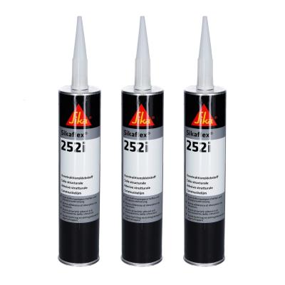 Sikaflex 252i - Konstruktionsklebstoff - 300ml - weiß - 3er Set
