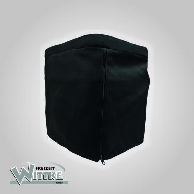 Stoffhocker schwarz für Bi-Pot 34 mit Polster
