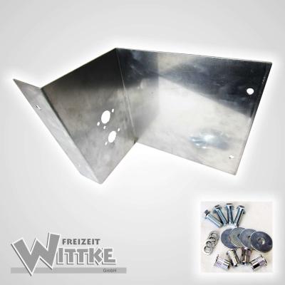 Planar Einbaukasten / Einbaukit VW T5/T6 Unterflureinbaukasten Außeneinbau