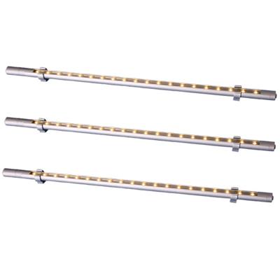 Sigma LED Stableuchte 55cm - 30 LEDs - mit Schalter - Weiß 3er Set