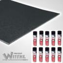 X-Trem Isolator 200 x 100 cm 10mm 5er Set inkl. 10 x...