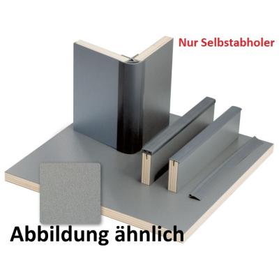Möbelbauplatte Schichtstoff Anthrazit Pappelsperrholz für Selbstabholer