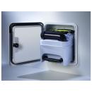 Dometic SEITZ SK5 Serviceklappe - 360x310mm - Fiat Bianco - weiß