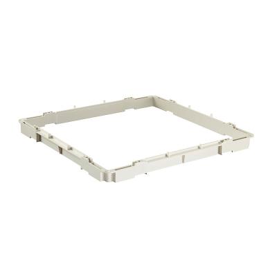 Adapterrahmen für Montageset Dometic Micro Heki - Dachstärke 43 - 60